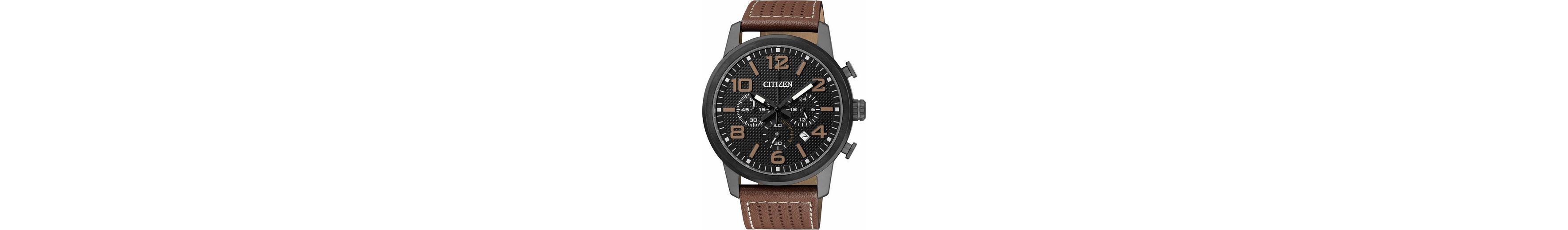Citizen Chronograph »AN8055-06E«
