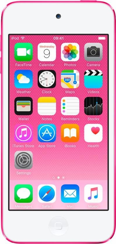 apple ipod touch 4 16 gb a8 mit m8 motion coprozessor. Black Bedroom Furniture Sets. Home Design Ideas