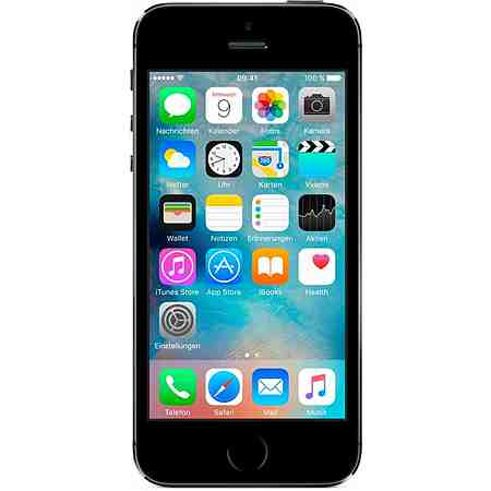 "Apple iPhone 5s 4"" 16 GB"