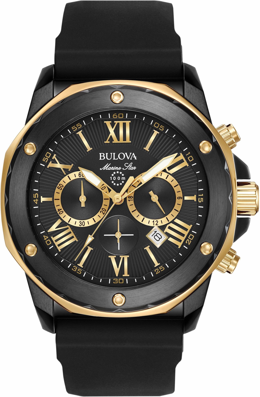Bulova Chronograph »Marine Star, 98B278«