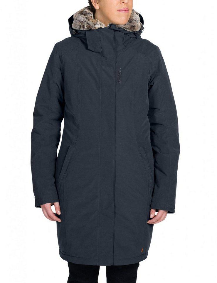 VAUDE Outdoorjacke »Zanskar Coat Women« in blau