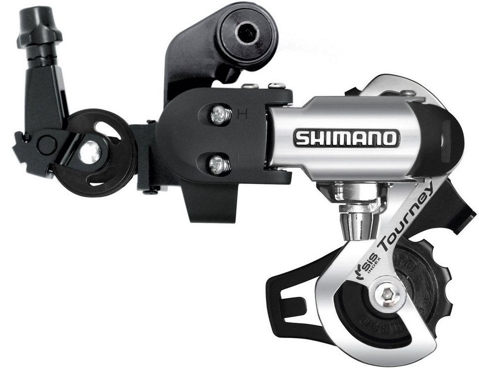 Shimano Schaltung »Tourney RD-FT55 Schaltwerk 6/7-fach Direktmontage«