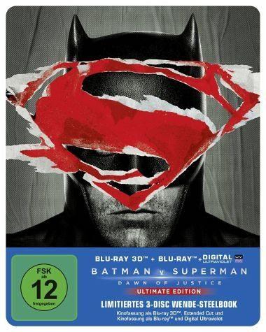 Blu-ray »Batman v Superman: Dawn of Justice -...«