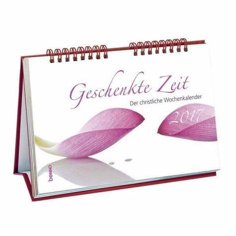 Kalender »Geschenkte Zeit 2017«