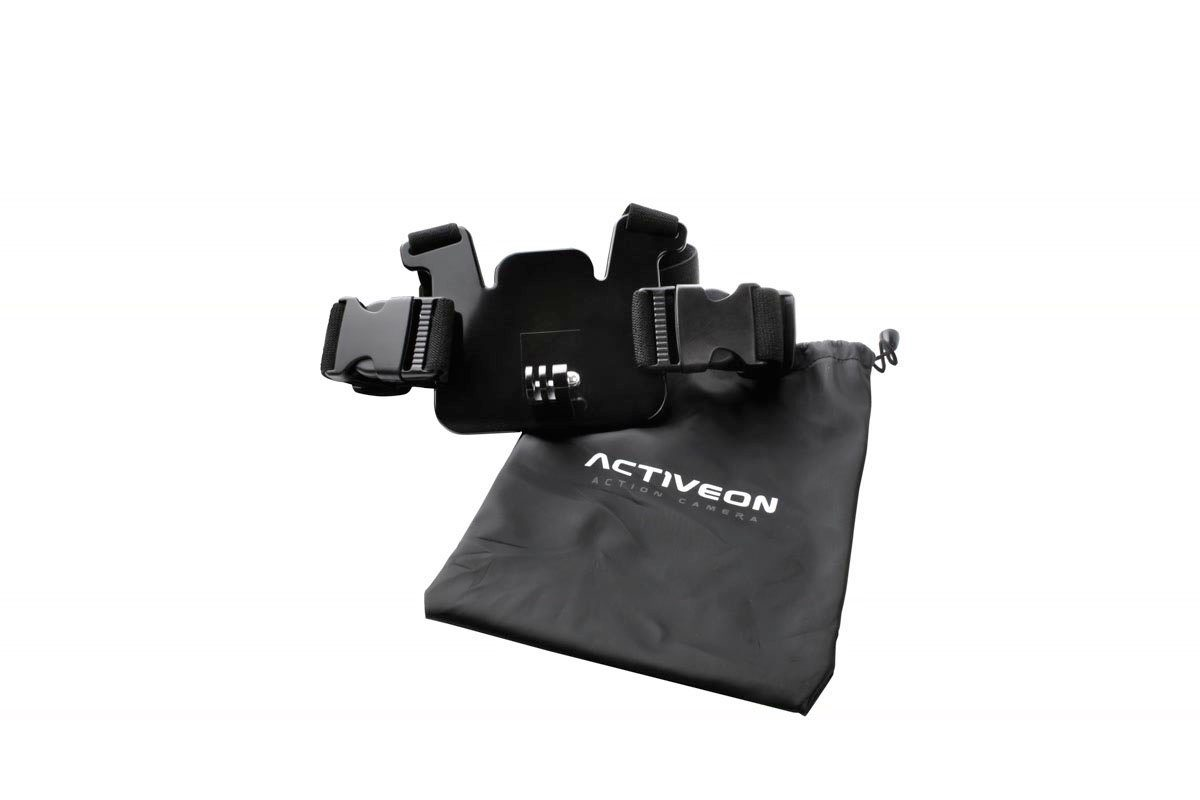 ACTIVEON Halterung »ACTIVEON CHEST STRAP«