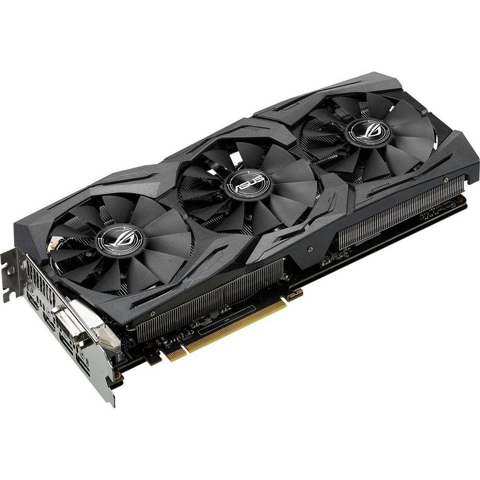 ASUS Grafikkarte »GeForce GTX 1070 STRIX GAMING«