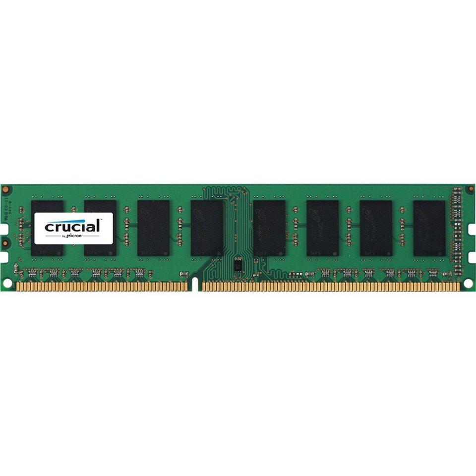 Crucial Arbeitsspeicher »D3 4GB 1600-11 LV SR«
