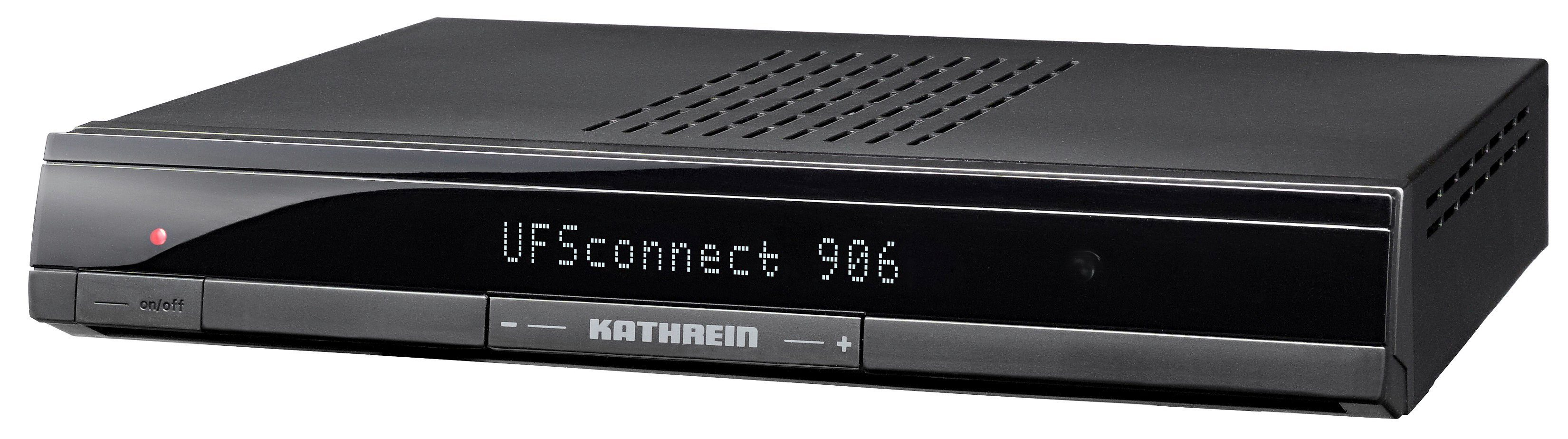 Kathrein Smart-TV-Receiver HDTV »UFSconnect 906sw«