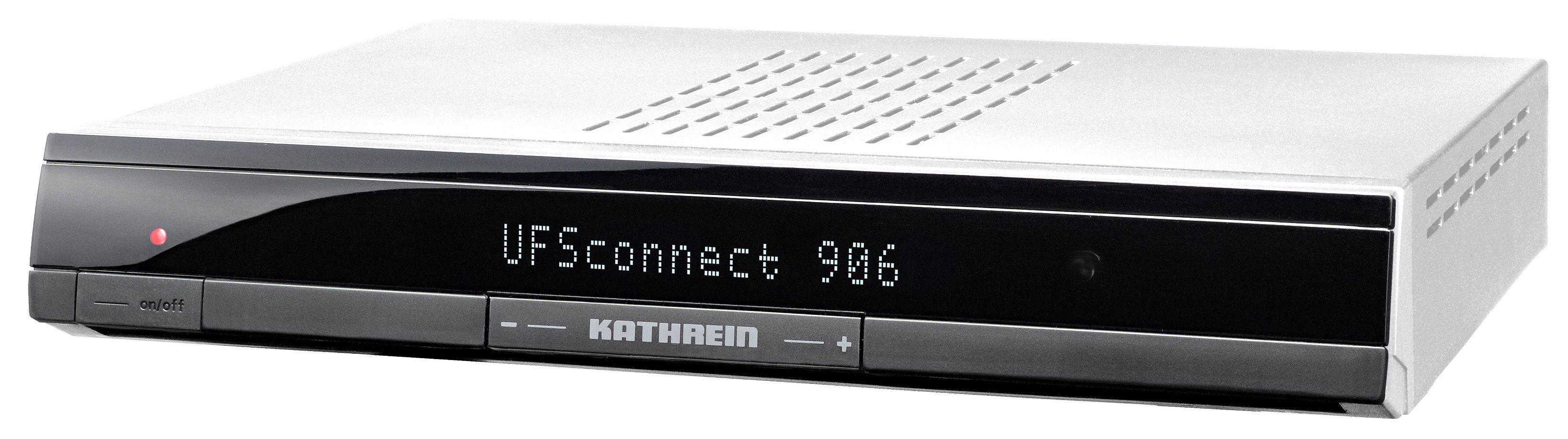 Kathrein Smart-TV-Receiver HDTV »UFSconnect 906si«
