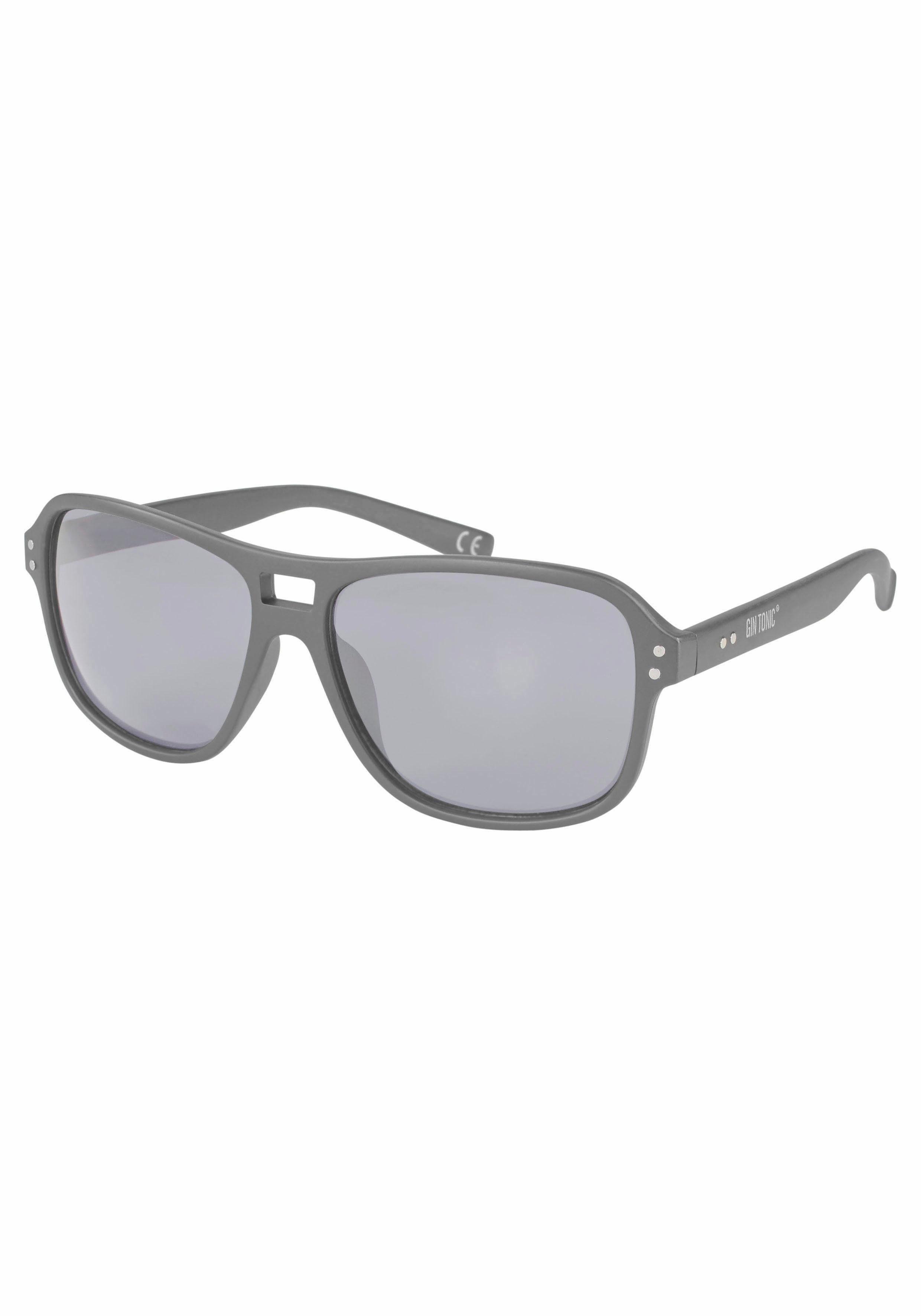 Gin Tonic Sonnenbrille mit leichtem Gestell