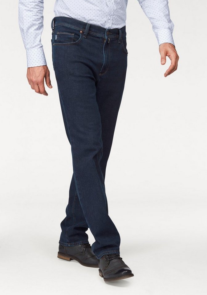 Pionier Jeans & Casuals Thermojeans »Peter« in dark-blue