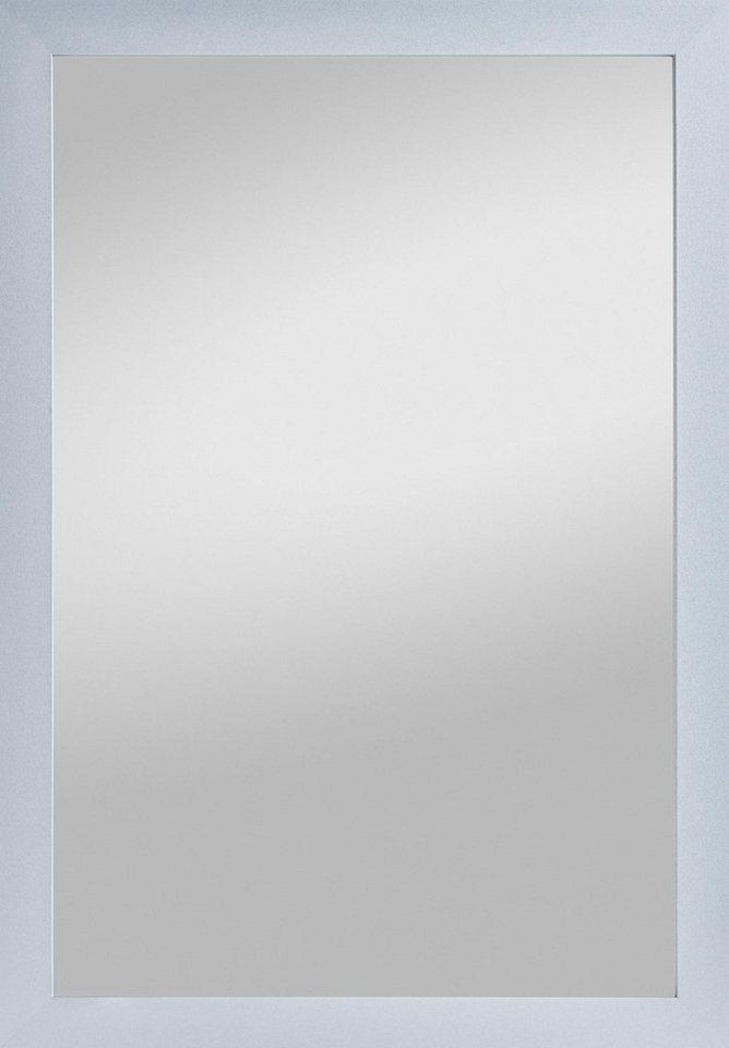 Home affaire Gerahmter Spiegel »Kathi«, 48/68 cm in silber