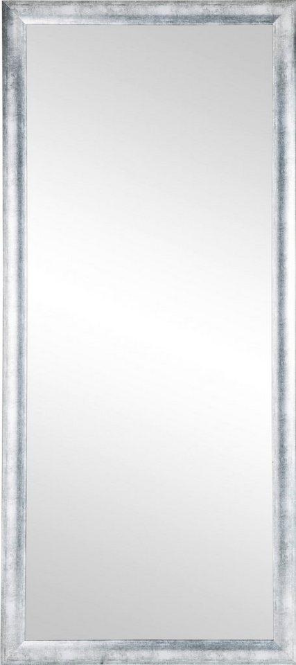 Home affaire Gerahmter Spiegel »Diana«, 80/180 cm in altsilber