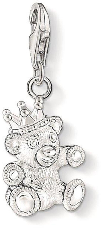 Thomas Sabo Charm-Einhänger »Teddybär, 1322-001-12«