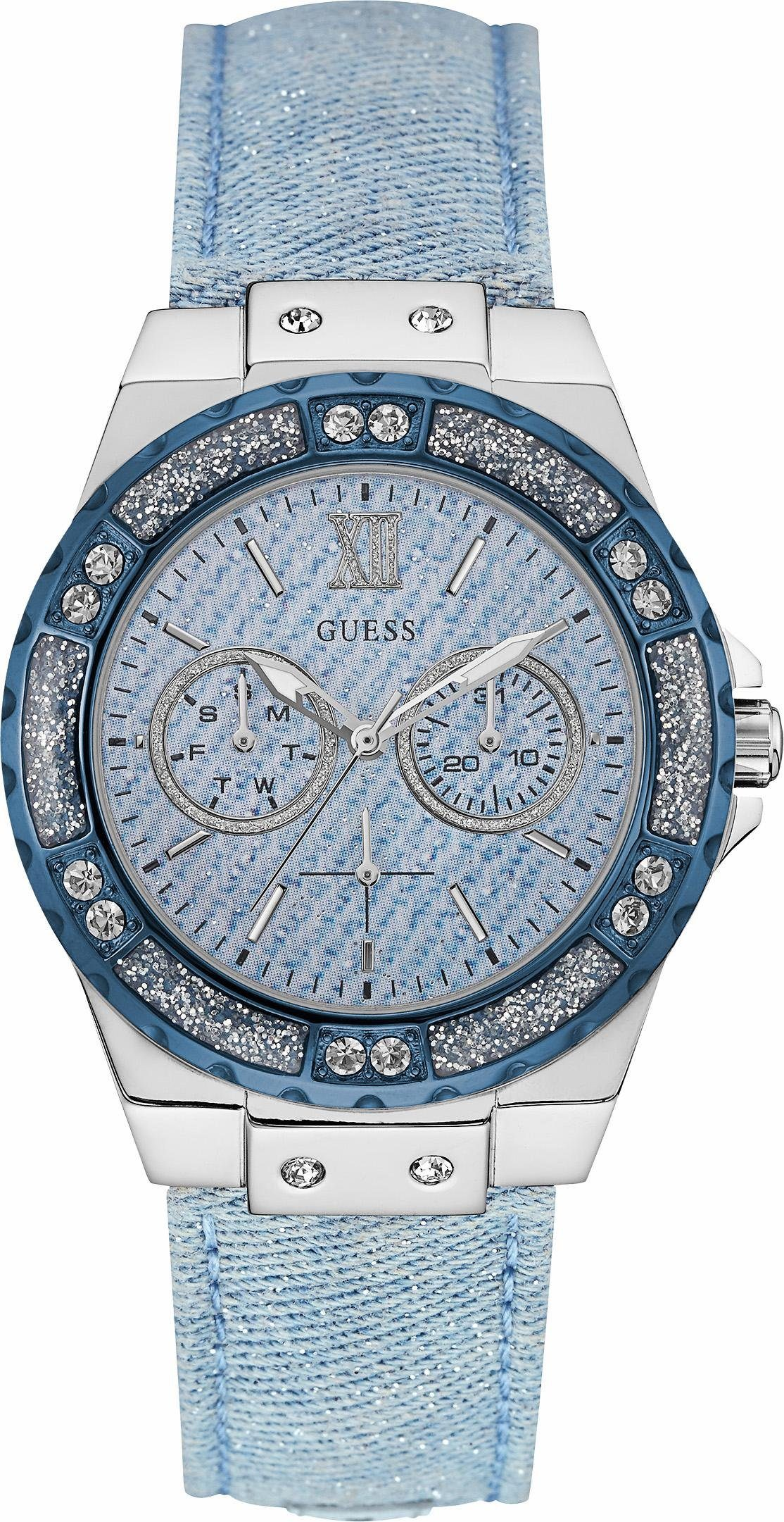 Guess Quarzuhr »W0775L1«