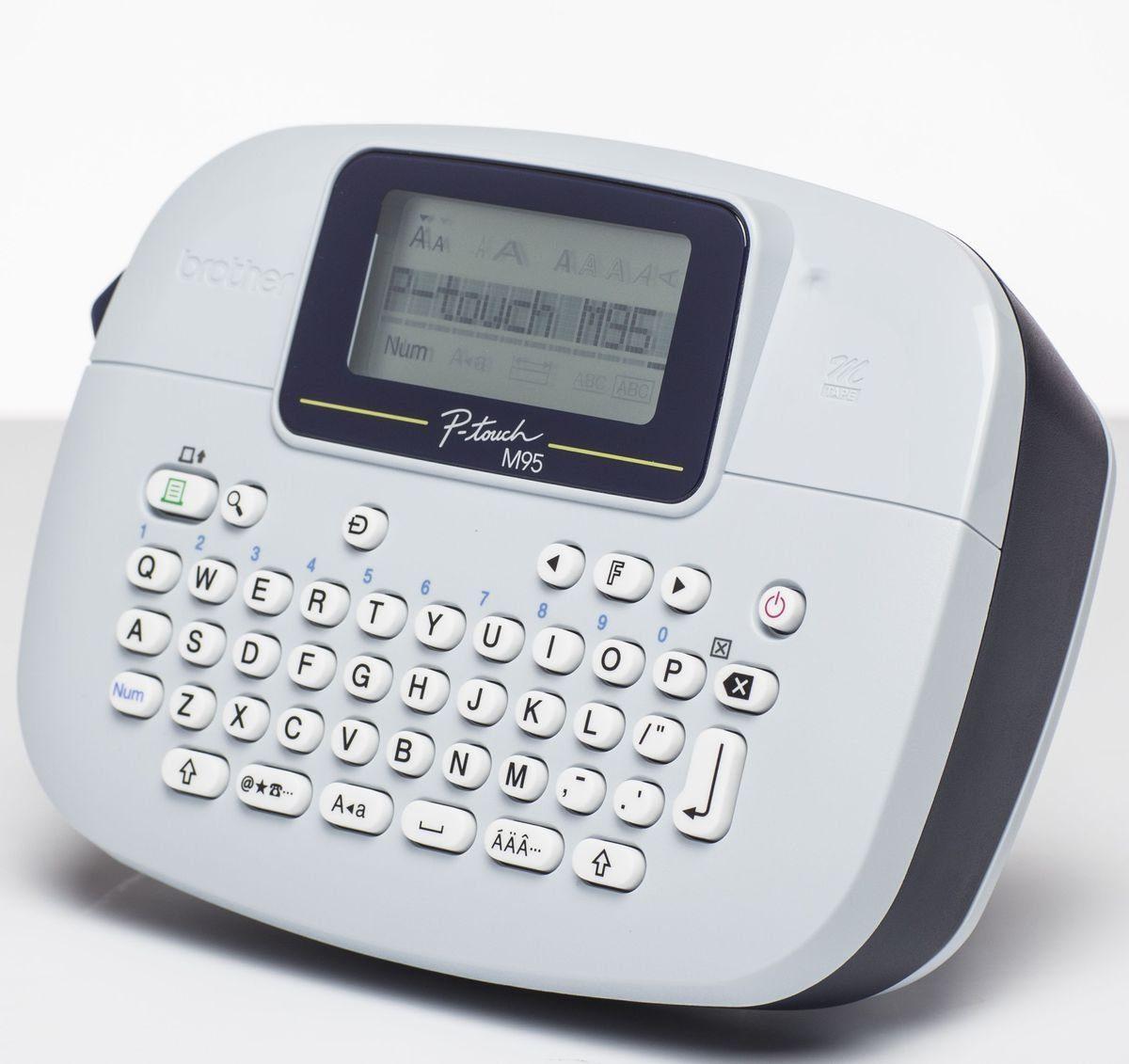 Brother Beschriftungsgerät »P-touch M95 Desktop Beschriftungsgerät«