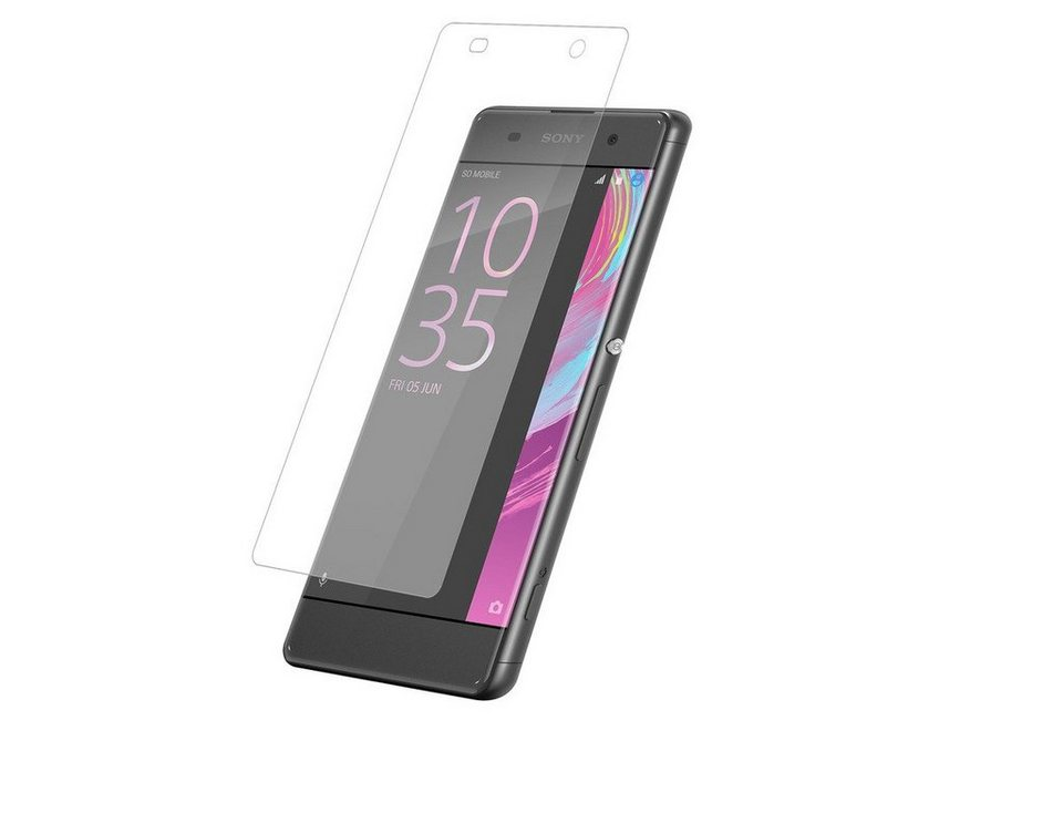 invisibleSHIELD Folie »HD Dry Displayschutz für Sony Xperia XA« in Transparent