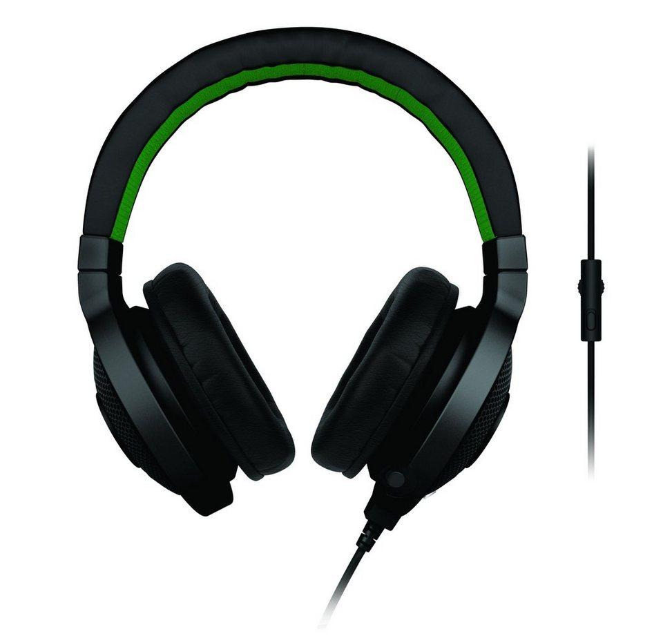 RAZER Gaming-Headset »Kraken Pro 2015« in schwarz