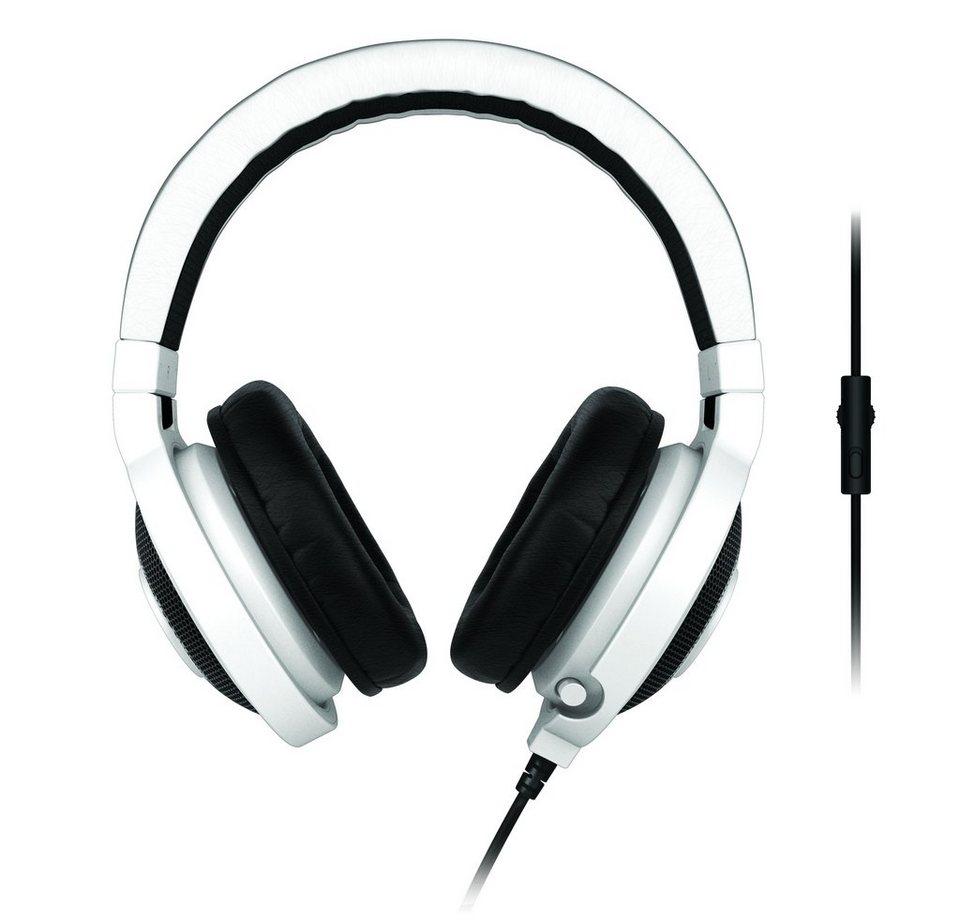 RAZER Gaming-Headset »Kraken Pro 2015« in weiß