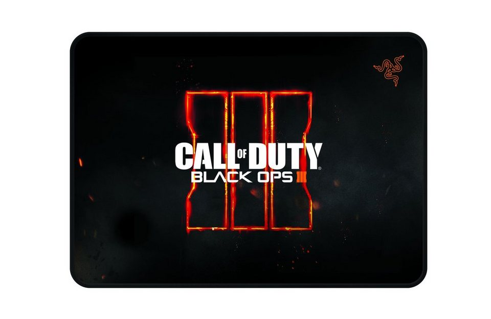 RAZER Gaming-Mousepad »Goliathus - Medium (Speed) - COD: BlackOps III« in schwarz