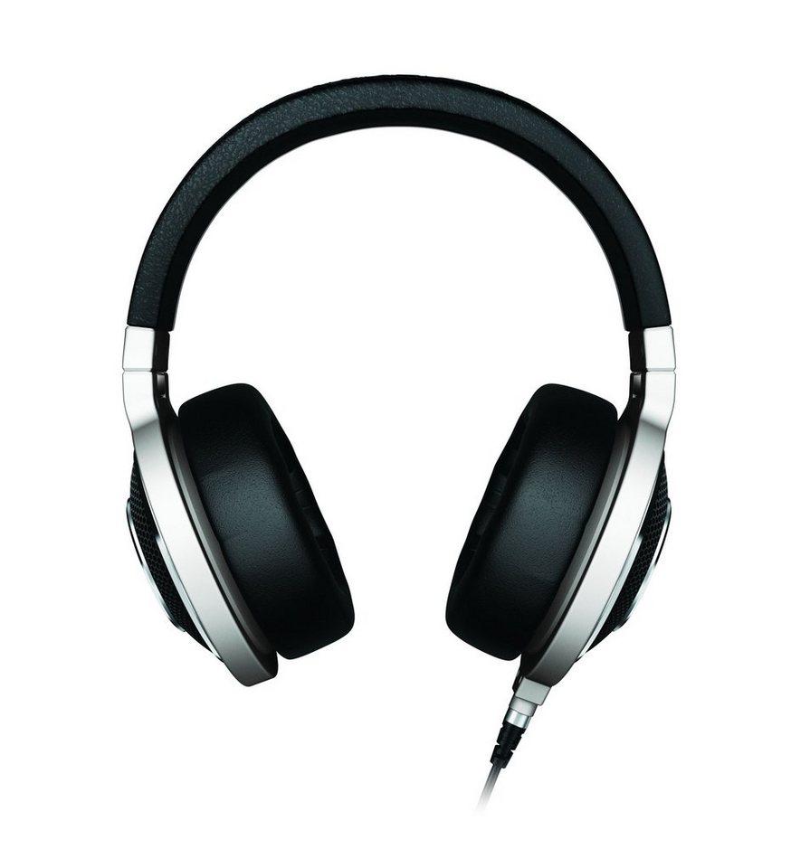 RAZER Gaming Headset »Kraken Forged« in schwarz