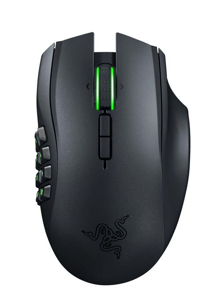 RAZER Gaming Maus »Naga Epic Chroma« in schwarz