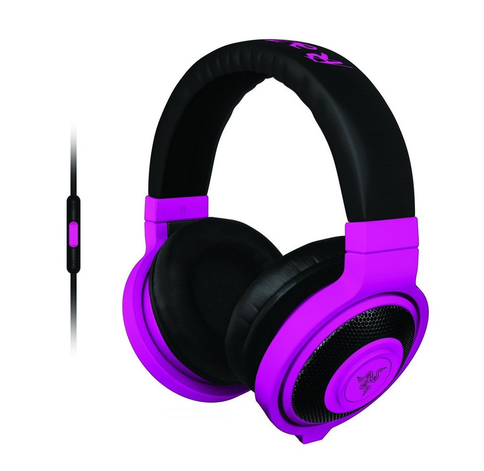RAZER Gaming-Headset »Kraken Mobile Neon« in lila