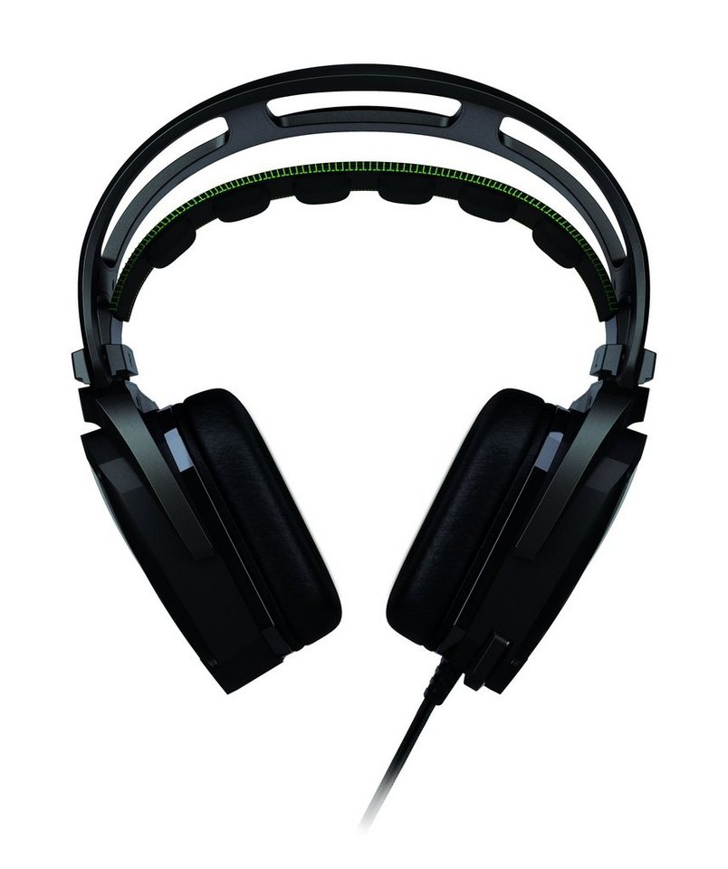 RAZER Gaming Headset »Tiamat 7.1« in schwarz