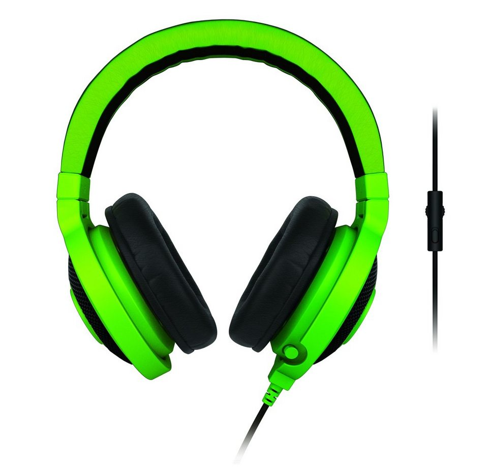 RAZER Gaming-Headset »Kraken Pro 2015« in grün