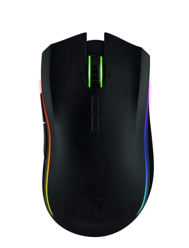 RAZER Gaming-Maus »Mamba 16000« in schwarz