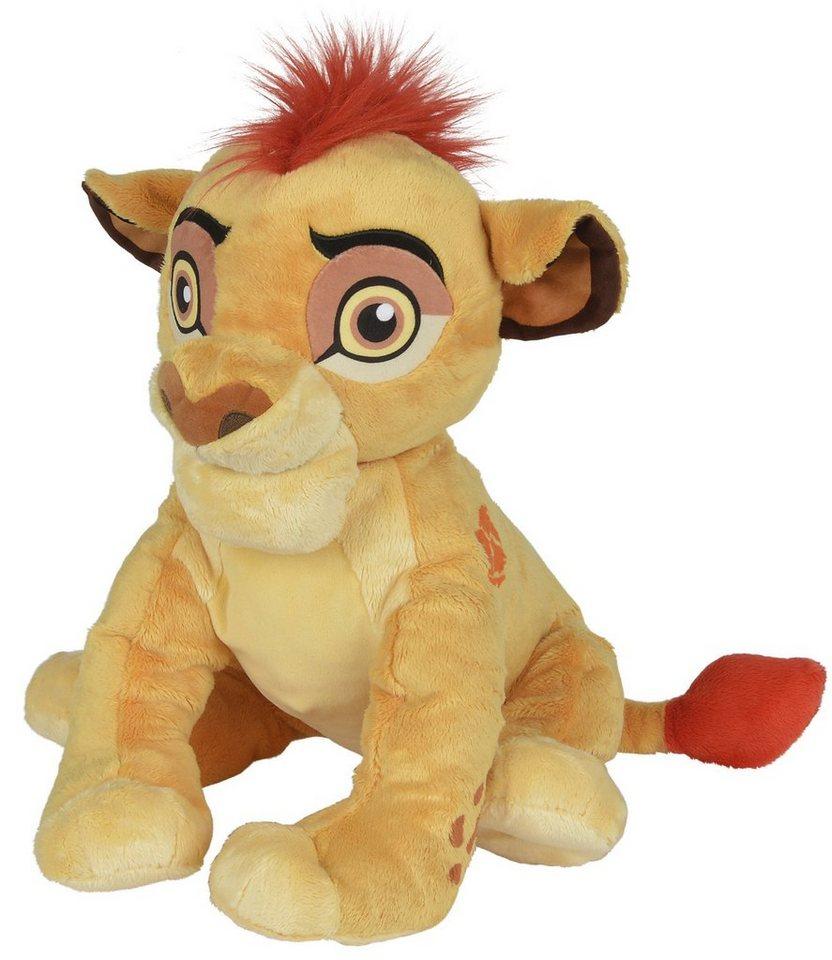 Simba Plüschtier Löwe, »Disney Lion Guard Kion ca. 50 cm« in braun