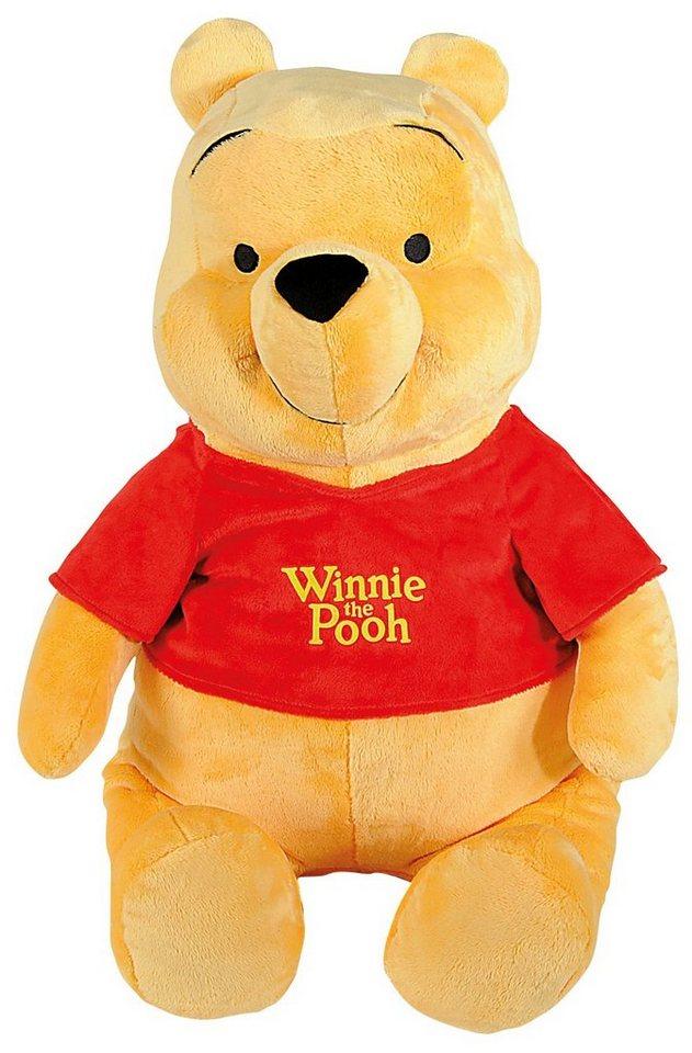 Simba Plüschtier Bär, »Disney Winnie the Pooh ca. 80 cm« in orange