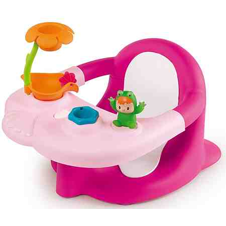 Smoby Baby Badesitz mit Activity-Tablett, »Cotoons rosa«