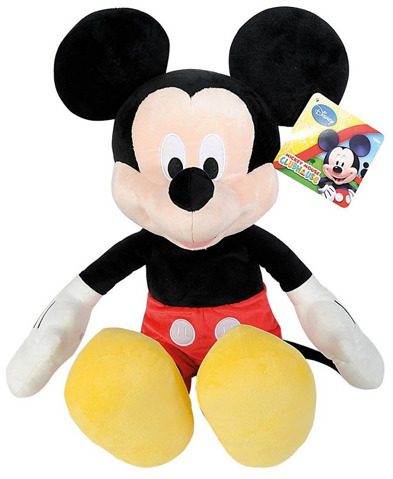 simba pl schtier disney mickey mouse clubhouse mickey. Black Bedroom Furniture Sets. Home Design Ideas