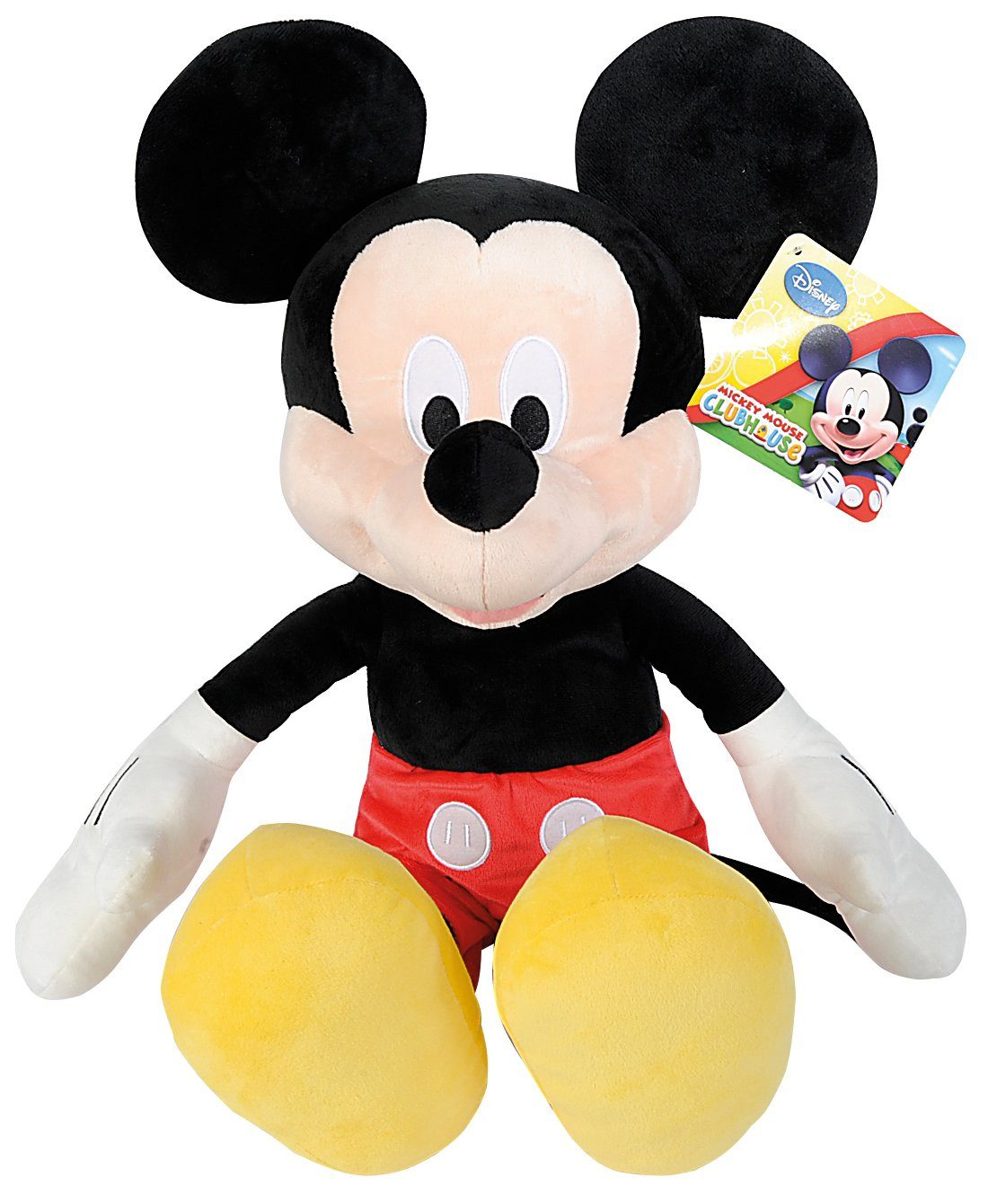 Simba Plüschtier, »Disney Mickey Mouse Clubhouse, Mickey Mouse ca. 61 cm«