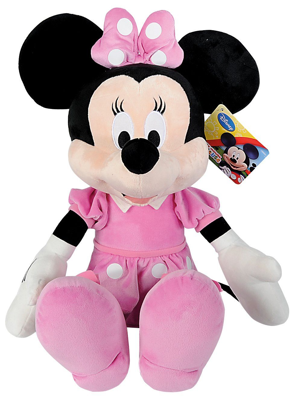 Simba Plüschtier, »Disney Mickey Mouse Clubhouse, Minnie Mouse ca. 61 cm«