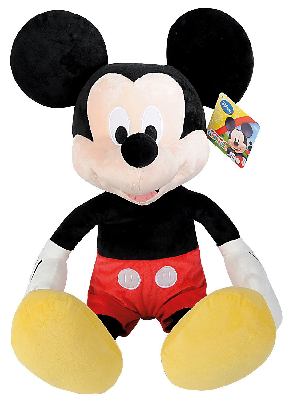 Simba Plüschtier Mickey Maus, »Disney Mickey Mouse Clubhouse ca. 80 cm«