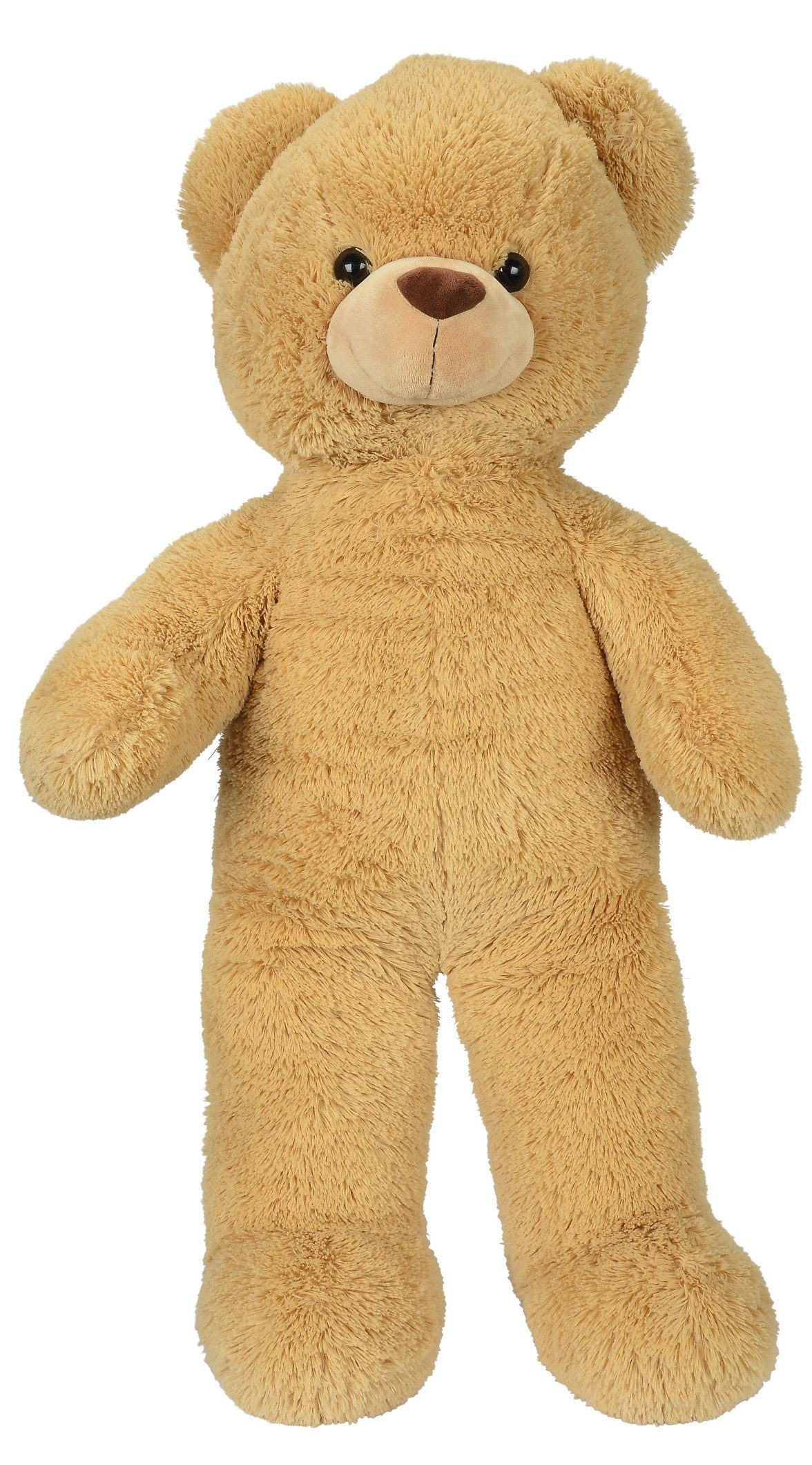 Nicotoy Plüschtier, »Bär beige ca. 100 cm«