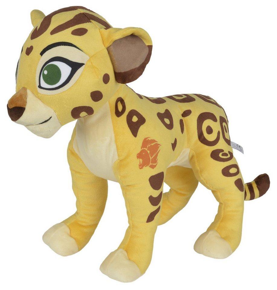 Simba Plüschtier Gepard, »Disney Lion Guard Fuli ca. 50 cm« in gelb