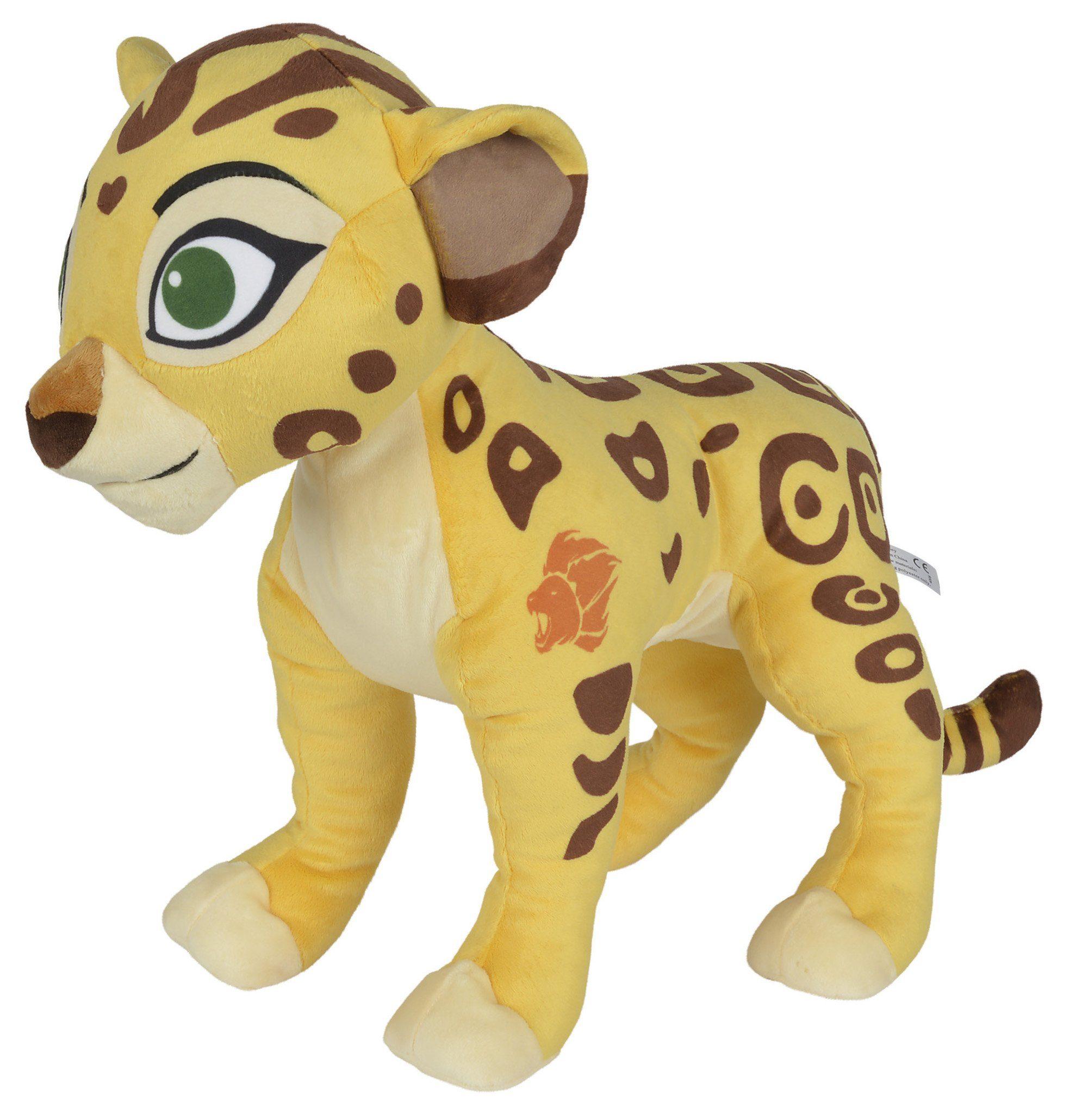 Simba Plüschtier Gepard, »Disney Lion Guard Fuli ca. 50 cm«