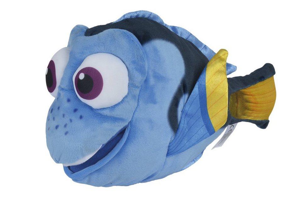 Simba Plüschtier Fisch, »Disney Finding Dory, Dory ca. 50 cm« in blau