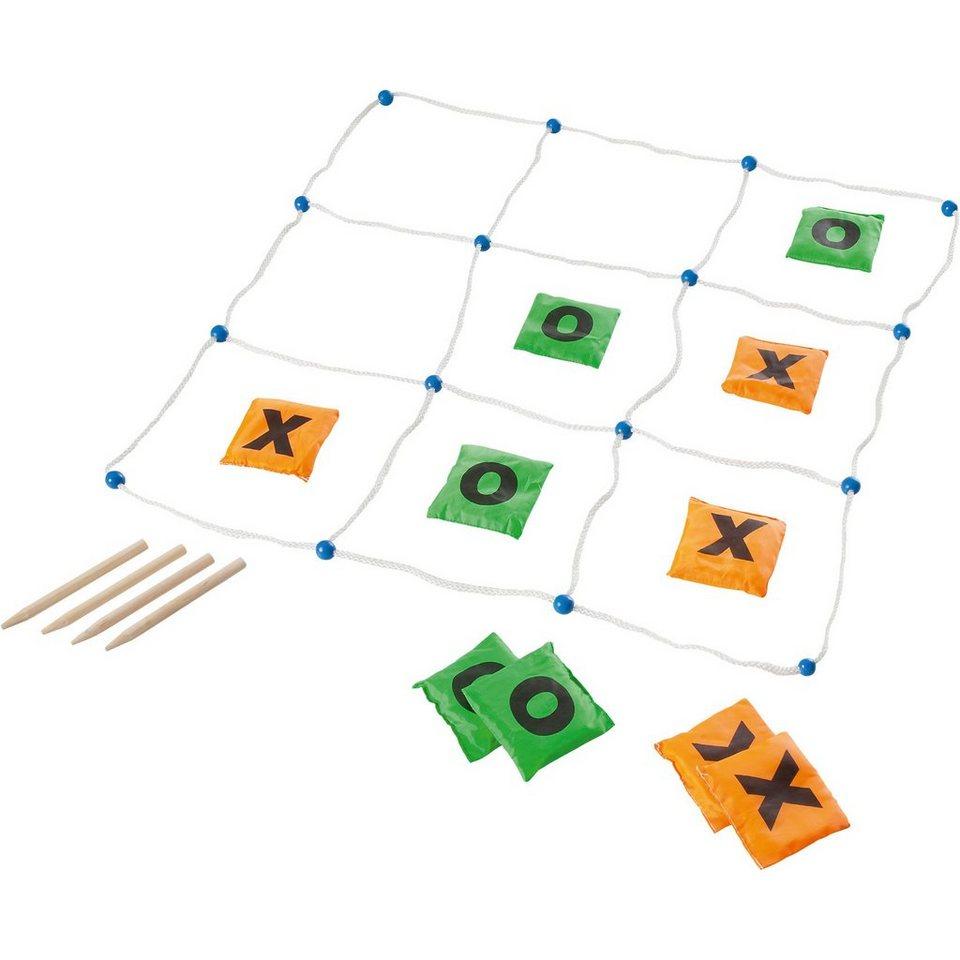 Buiten Speel (BS) XXL Tic-Tac-Toe-Spiel