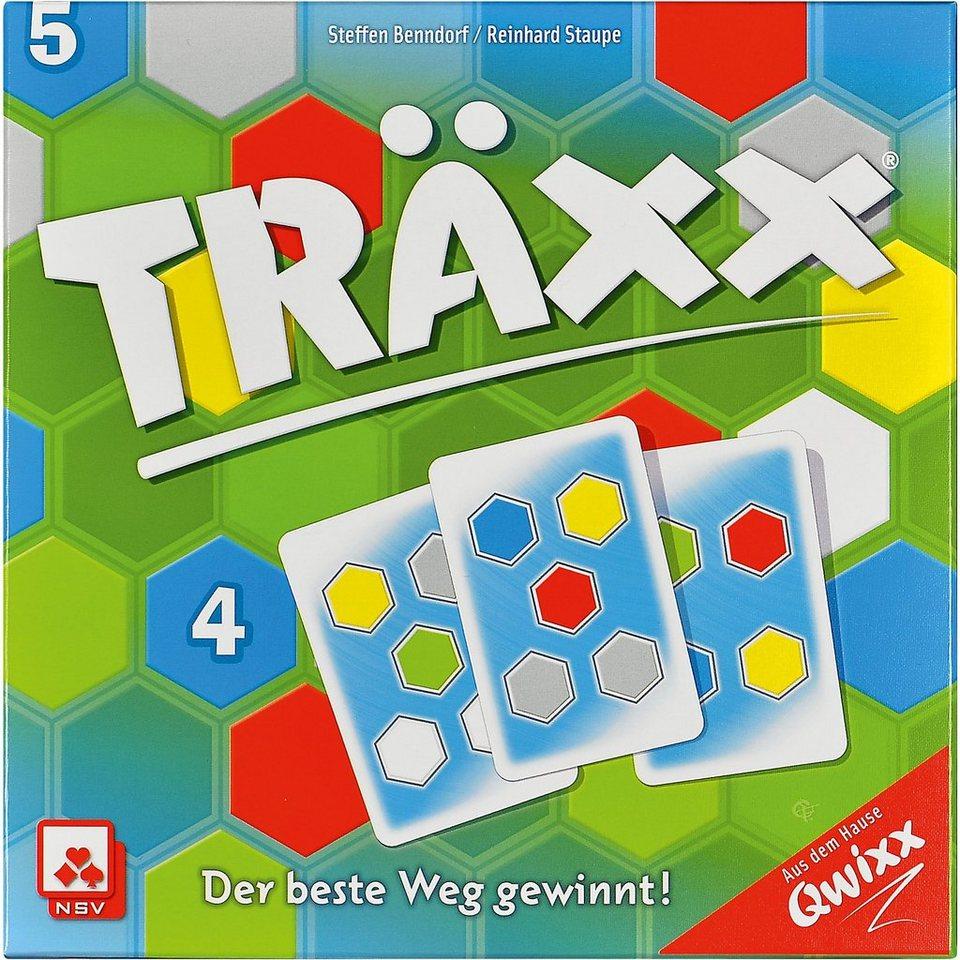 """Nürnberger Spielkarten Spiel """"Träxx"""""""