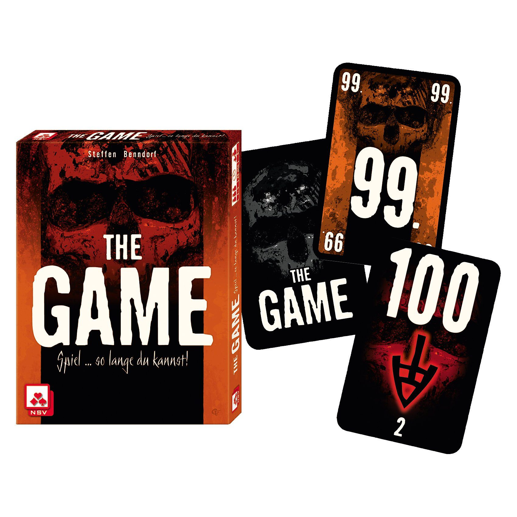 "Nürnberger Spielkarten Kartenspiel ""The Game"""