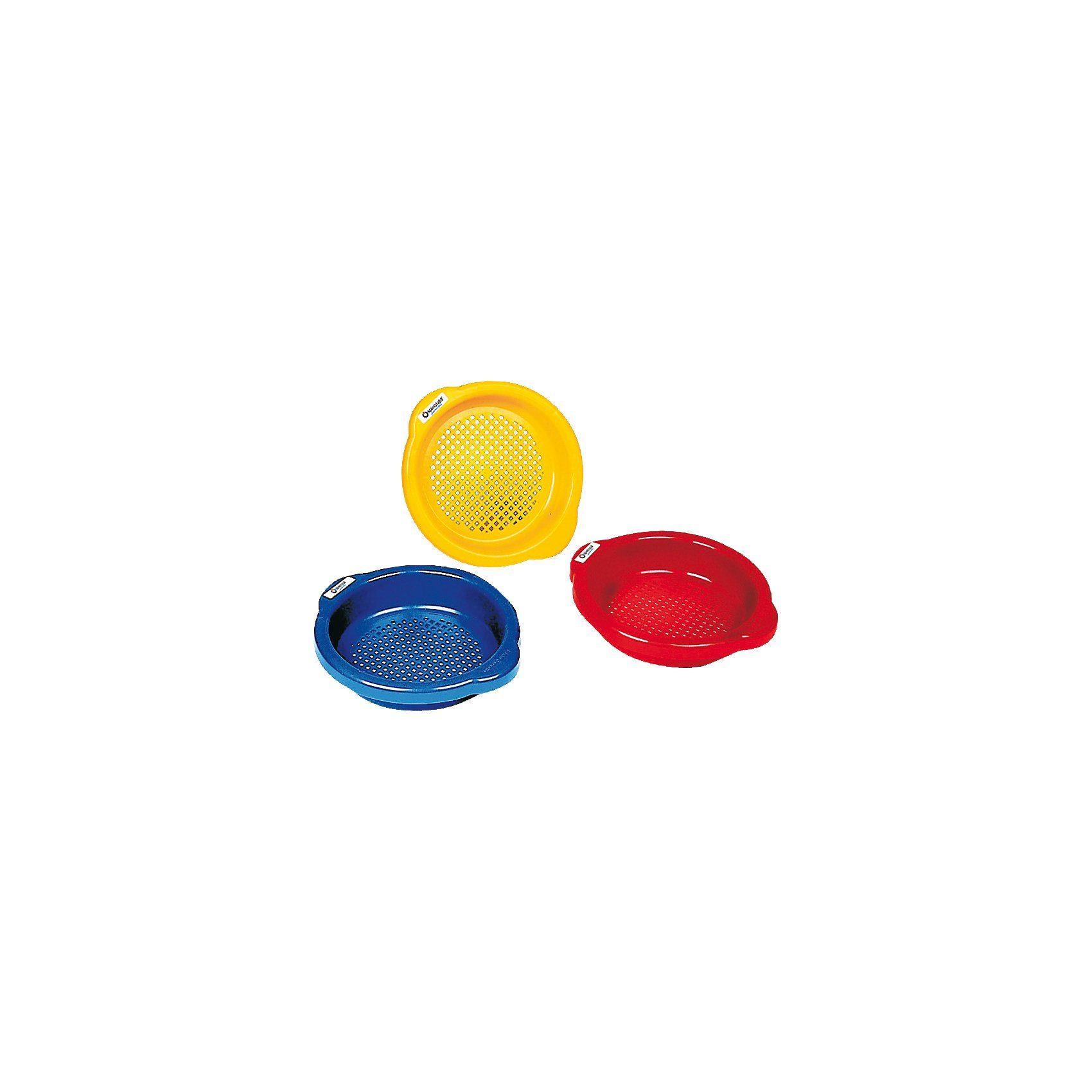 Spielstabil Sandsieb, klein, sortiert