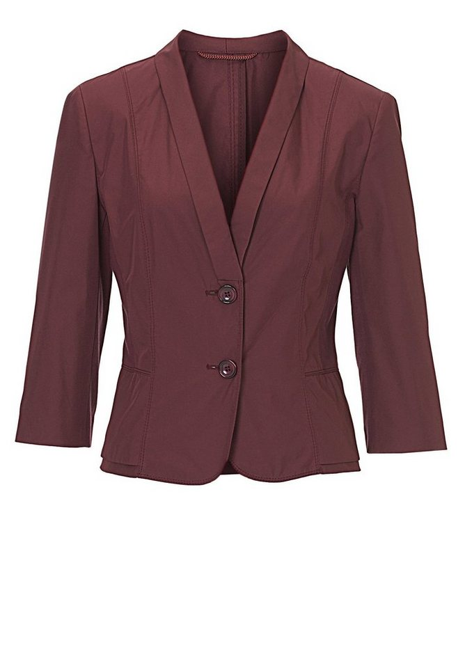 Betty Barclay Blazer in Port Royale - Rot