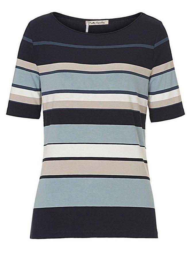 Betty Barclay Shirt in Dunkelblau/Blau - Bl