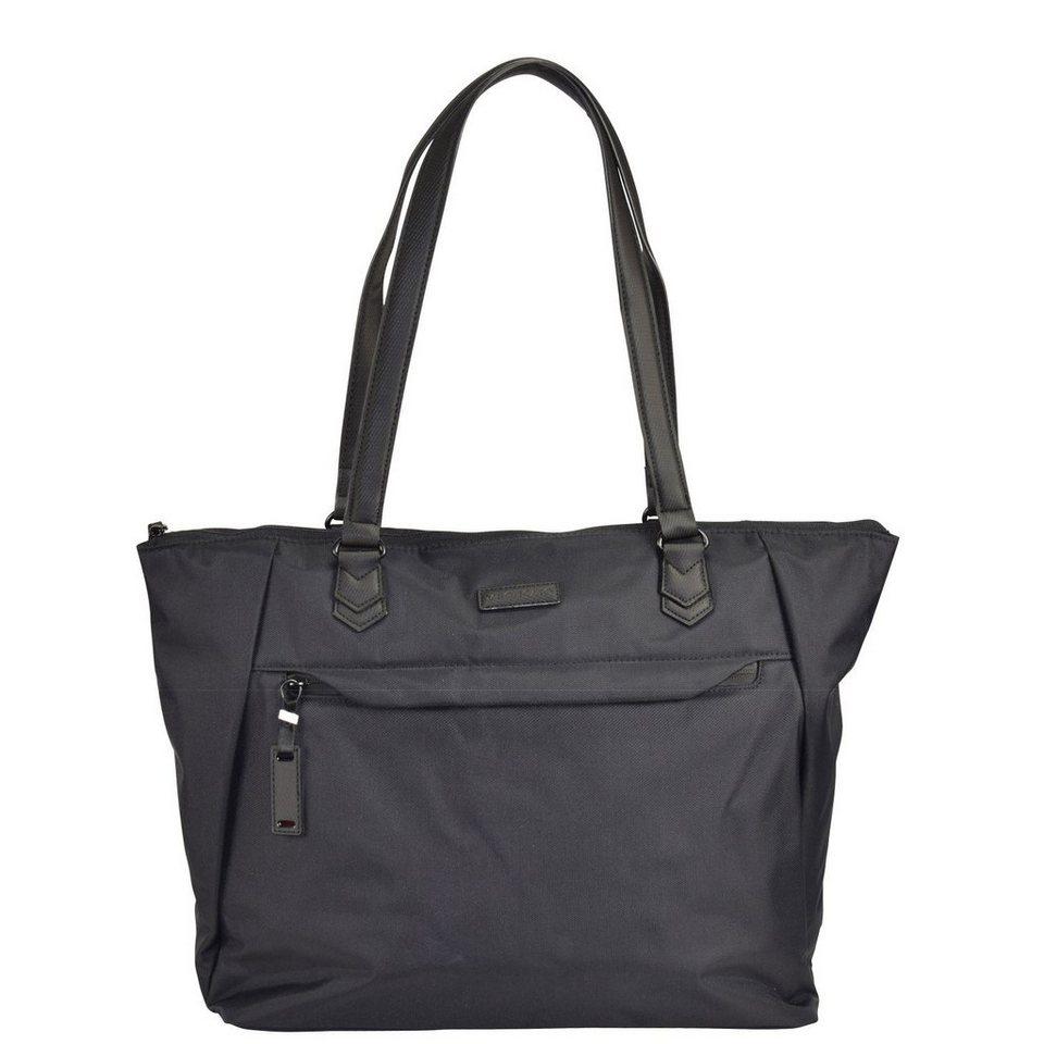 Roncato Diva Shopper Tasche 50 cm in nero