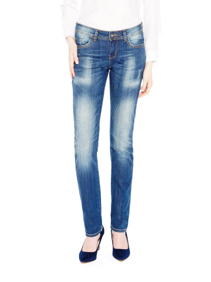 COLORADO DENIM Jeans »C956 SKINNY Damen Jeans« in dark blue