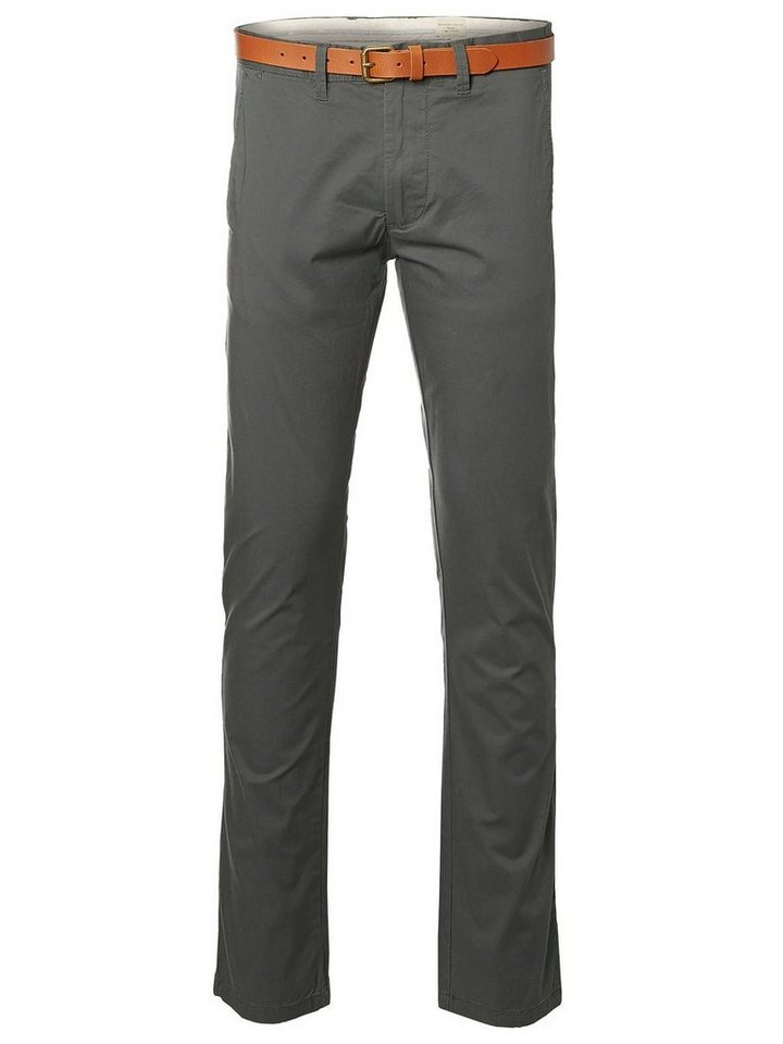 Selected Slim-Fit- Hose in Urban Chic